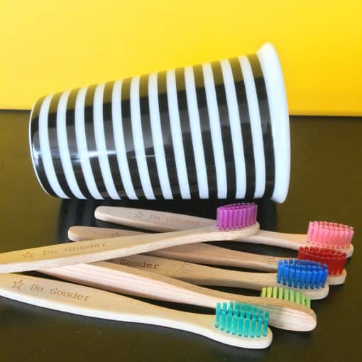 Do gooder kids flat eco toothbrushes