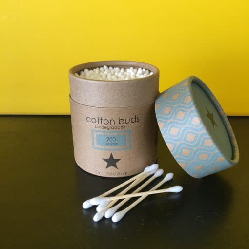Do Gooder biodegradable cotton buds