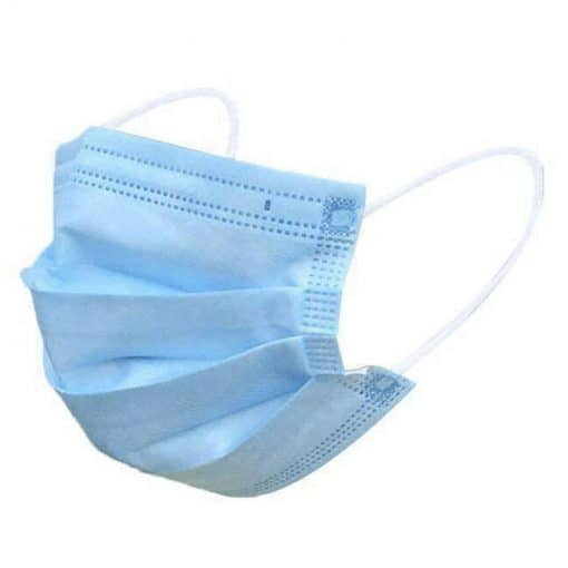 disposable face mask surgical type IIR